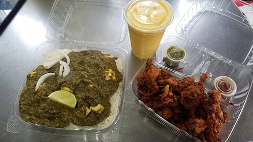 New Taste of India Food Truck
